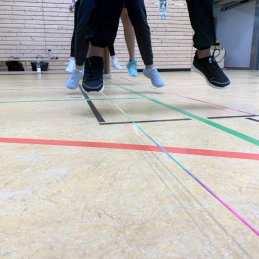 Wimasu Chinese Jump Rope Gummitwist Sportunterricht22