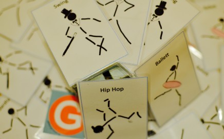 Gruppeneinteilung Tanz