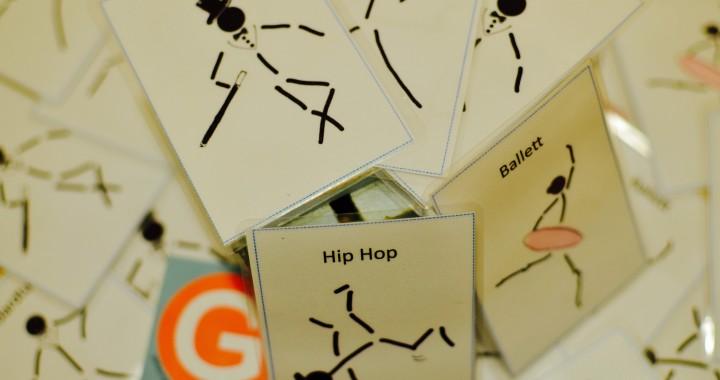 Teams bilden – Tänzerische Gruppeneinteilung