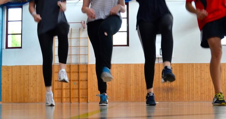 Jumpstyle in der Schule