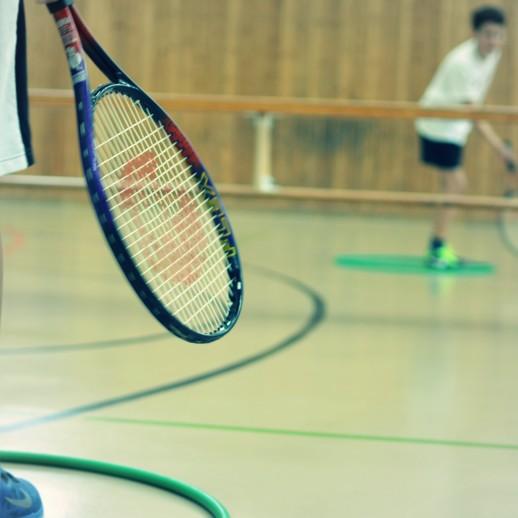 Tennis im Sportunterricht