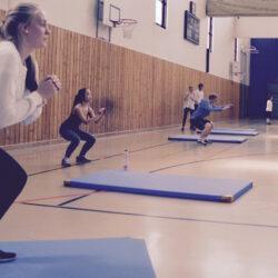 Fitness Schule