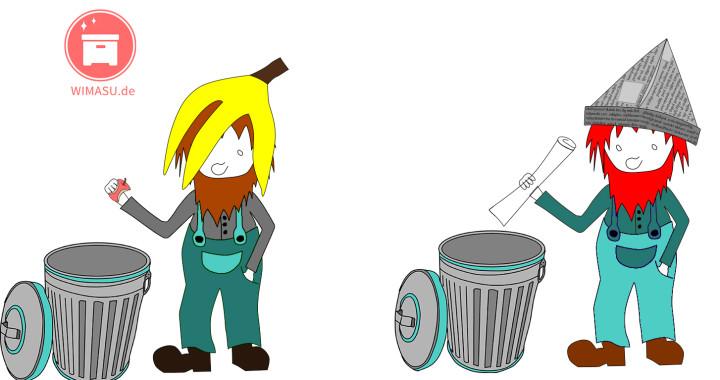 Müllzwerge – Spielerische Schulung der Ausdauer