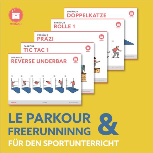 parkour_Stationskarten Sportunterricht wimasu 3