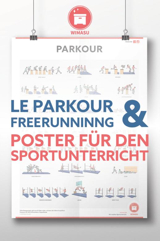parkour_Stationskarten Sportunterricht wimasu