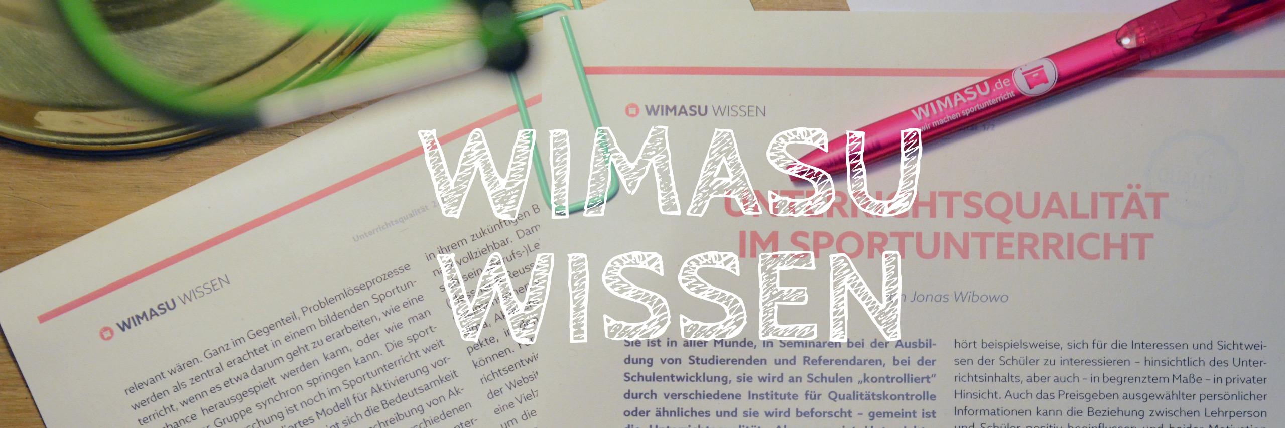 WIMASU WISSEN
