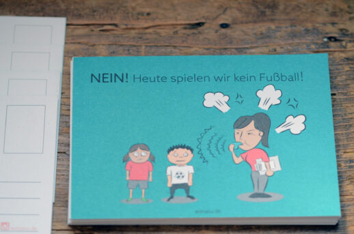 Wimasu Postkarte
