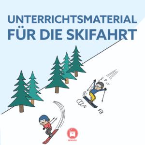 Skifahrt Wimasu Sportunterricht Klassenfahrt