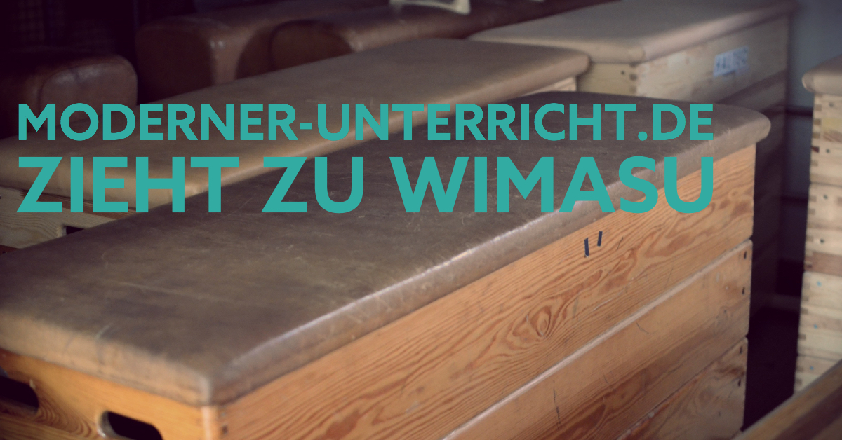 moderner-unterricht.de wimasu