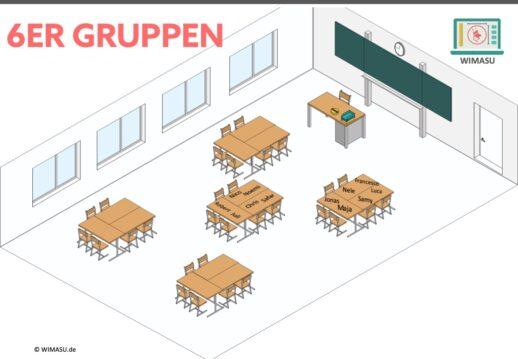Klassenraumplaner Sitzplan Wimasu1