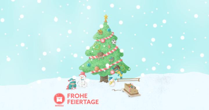Grußkarte_weihnachten_wimasu Sportunterricht