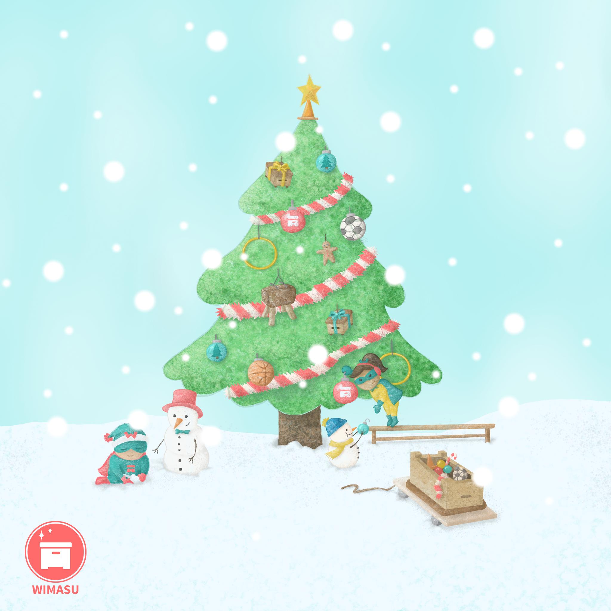 Grußkarte_weihnachten_wimasu_sportunterricht
