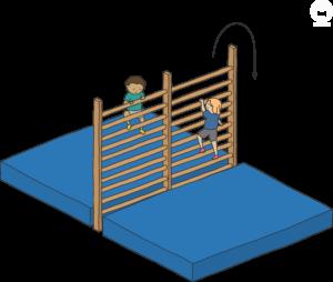 Sportunterricht Mattenspiele Wimasu 16