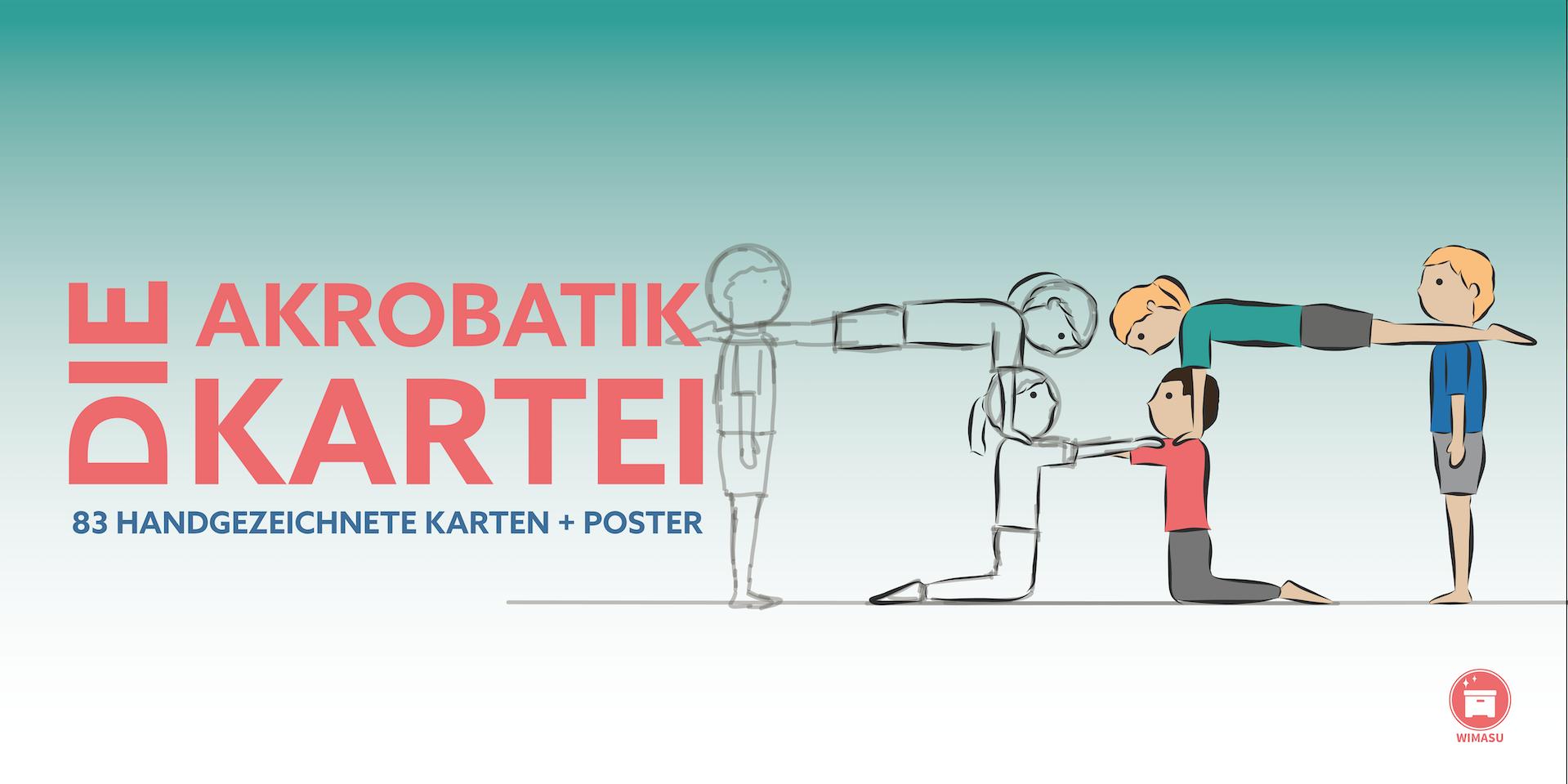Akrobatik-Stationskarten_Sportunterricht_Grundschule_Sekundarstufe_Oberstufe
