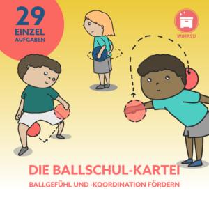 Corona_ballschule-Grundschule Sekundarstufe Stationskarten