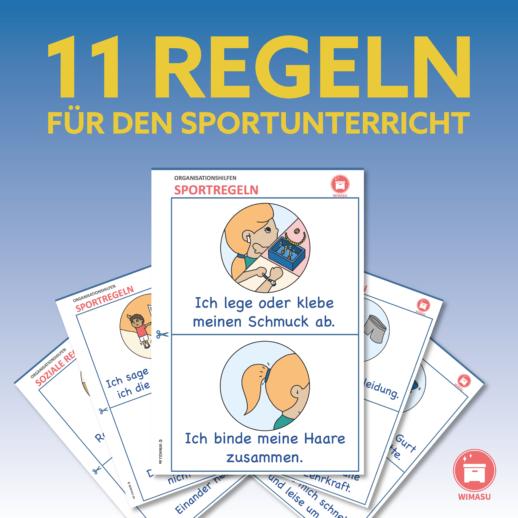 Sportunterricht_Regeln_Organisation_Teameinteilung _Grundschule
