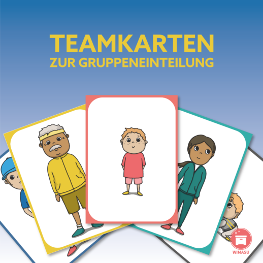 Sportunterricht_Regeln_Organisation_Teameinteilung Grundschule, Sekundarstufe 1, Stundentransparenz
