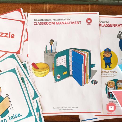 Classroom Management Unterricht Schule WIMASU4