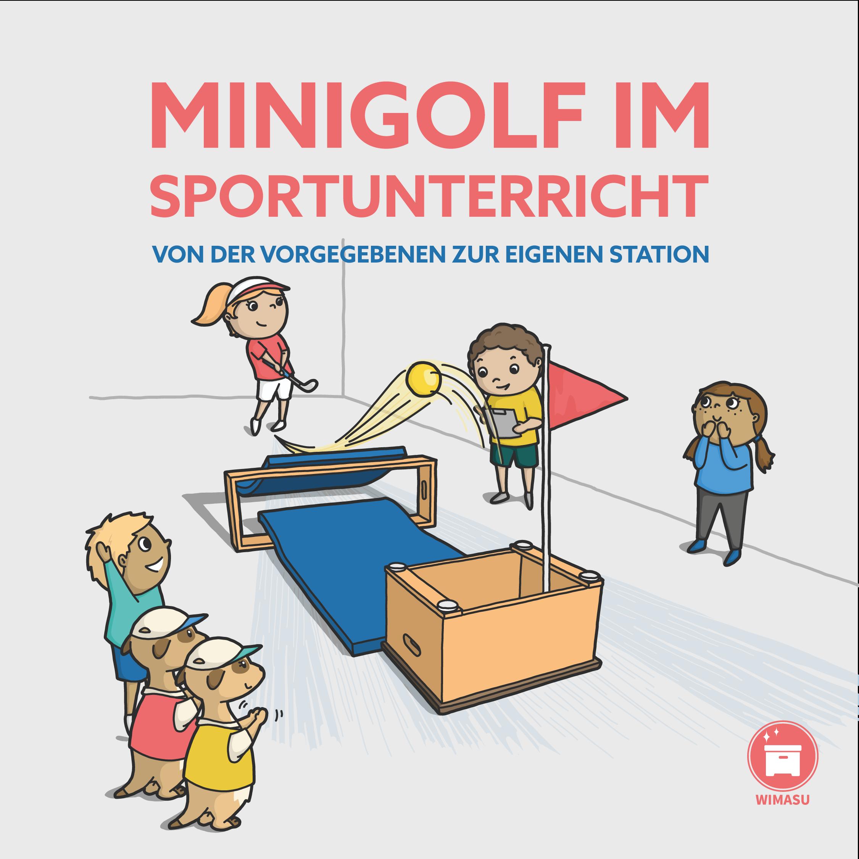 Minigolf im Sportunterricht Grundschule Stationen Wimasu 4