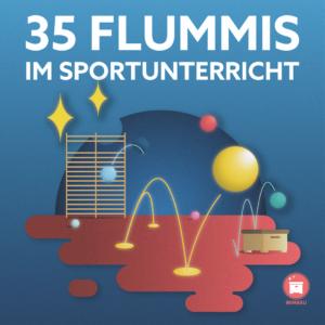 Flummis im Sportunterricht Stationskarten Wimasu 4