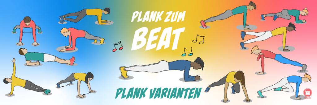 WIMASU_Sportunterricht_Plank Challange Fitness